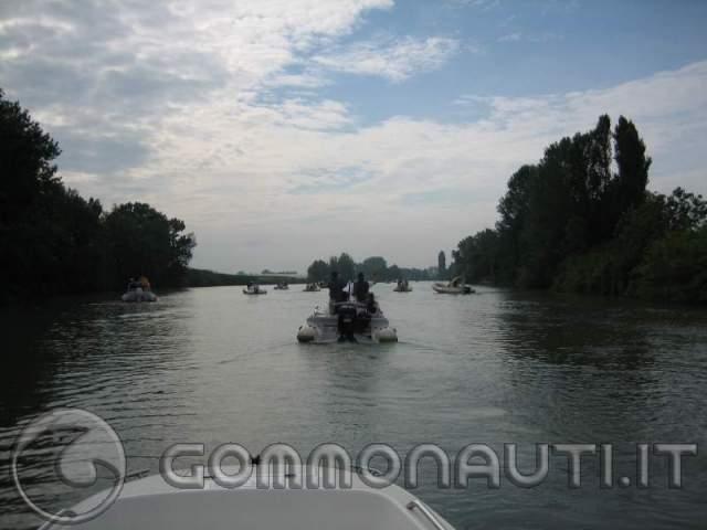 re: Navigazione fiume Po
