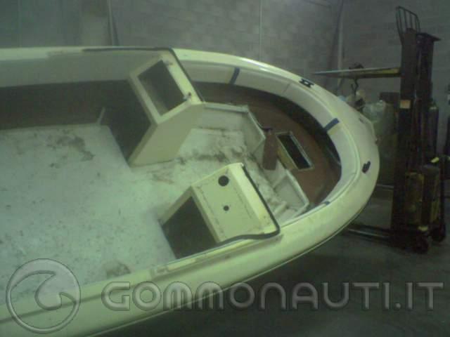 "Sistemazione barca ""Ropanda III"" (foto)"