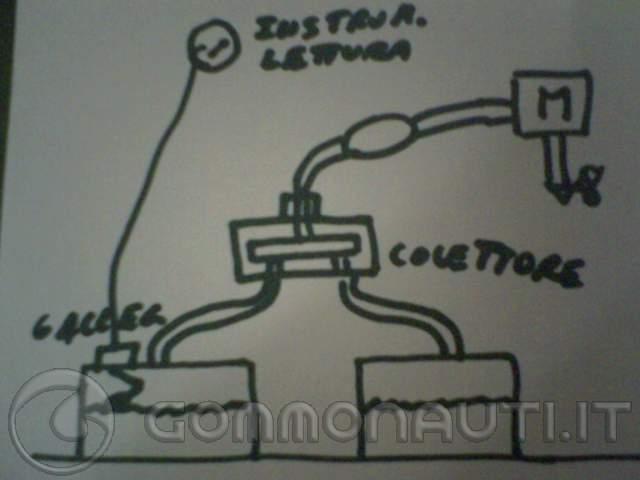 Schema Elettrico Galleggiante Serbatoio Acqua : Diverso collegamento degli indicatori carburante doppio serbatoio