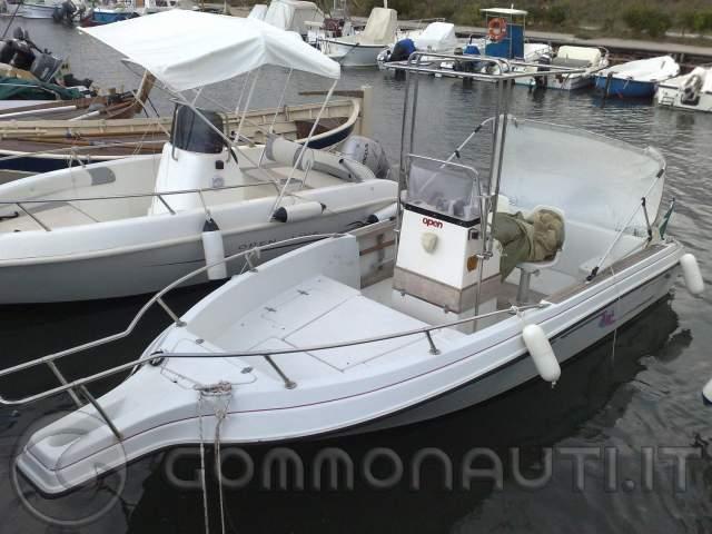 Vendo barca da pesca e turismo for Barca a vapore per barche da pesca
