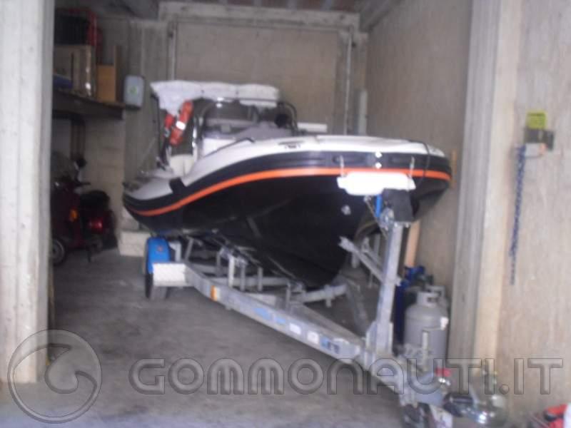 Carrello Balbi 10 QL del 1999 con Argano Goliath TS 1600