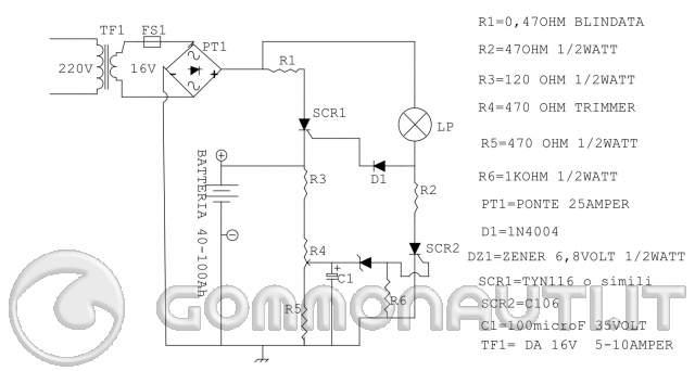 Schema Elettrico Caricabatterie Wireless : Schema elettrico caricabatterie quick fare di una mosca