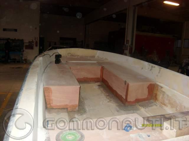 Costruzione della mia nuova consolle e della barca foto for Costo dei piani di costruzione