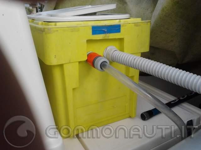 Una nuova vasca del vivo semplice semplice for Come costruire una vasca incassata
