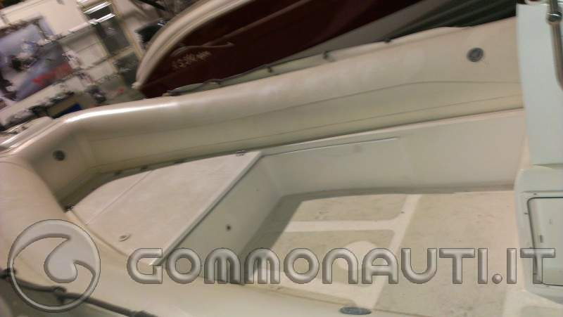 Gommone Tecnomar Steg 560