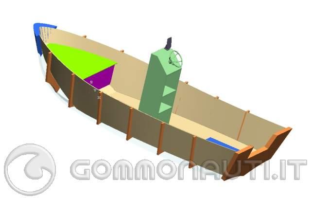 Autocostruzione barca in legno schiumapoliuretanica for Progetto tornio fai da te