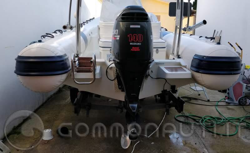 Vendo Joker Boat Clubman 21 + Suzuki DF140 + Carrello Ellebi 1213B