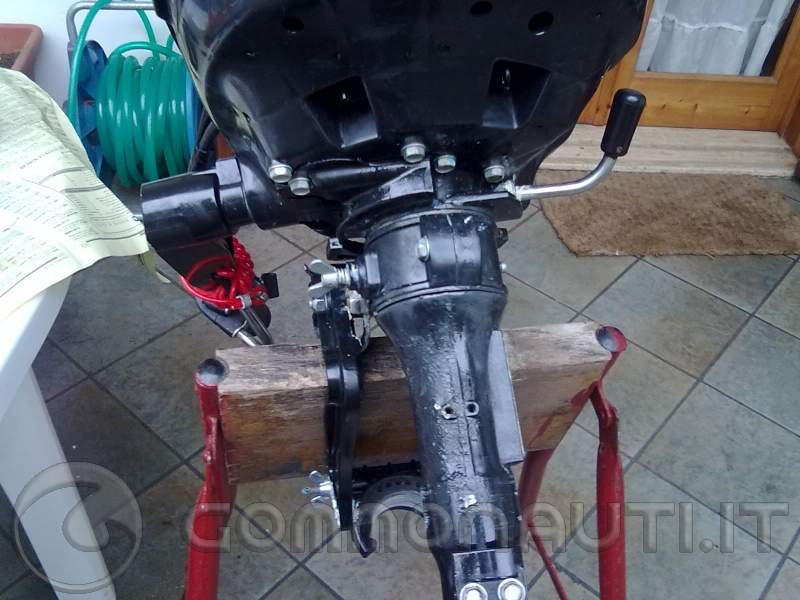 Suzuki df 2 5 hp 4t controllo sostituzione girante for Suzuki 2 5 hp motor