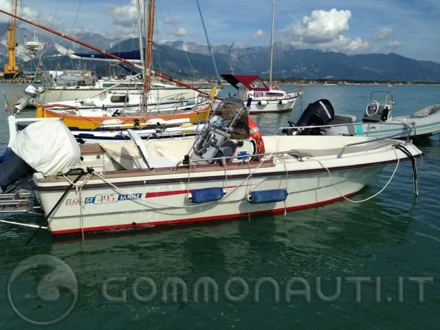 Cerco barca barchetta da 4 5 mt vtr con scafo integro for Barchetta da pesca