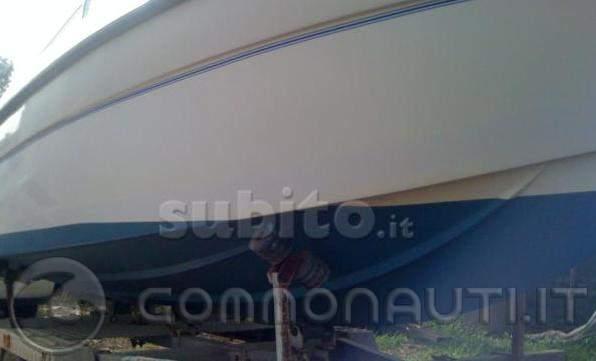 Ranieri Azzurra 4,90 open