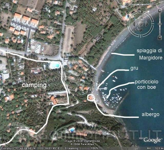 Passeggiata (ex-raid) all'Elba fine Maggio