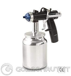 Verniciatura con pistola a spruzzo elettrica for Pistola a spruzzo elettrica professionale