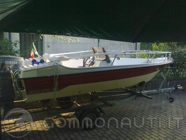 Regalo barca open 455 for Regalo a chi se lo viene a prendere