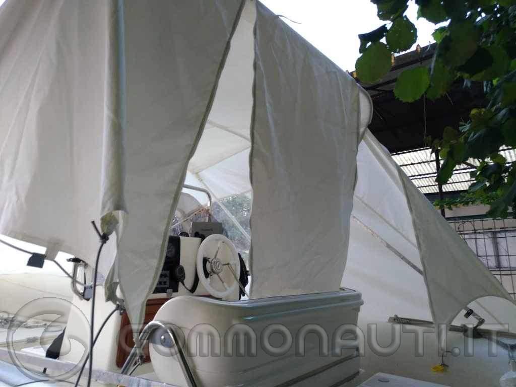 tenda nautica per coster 580