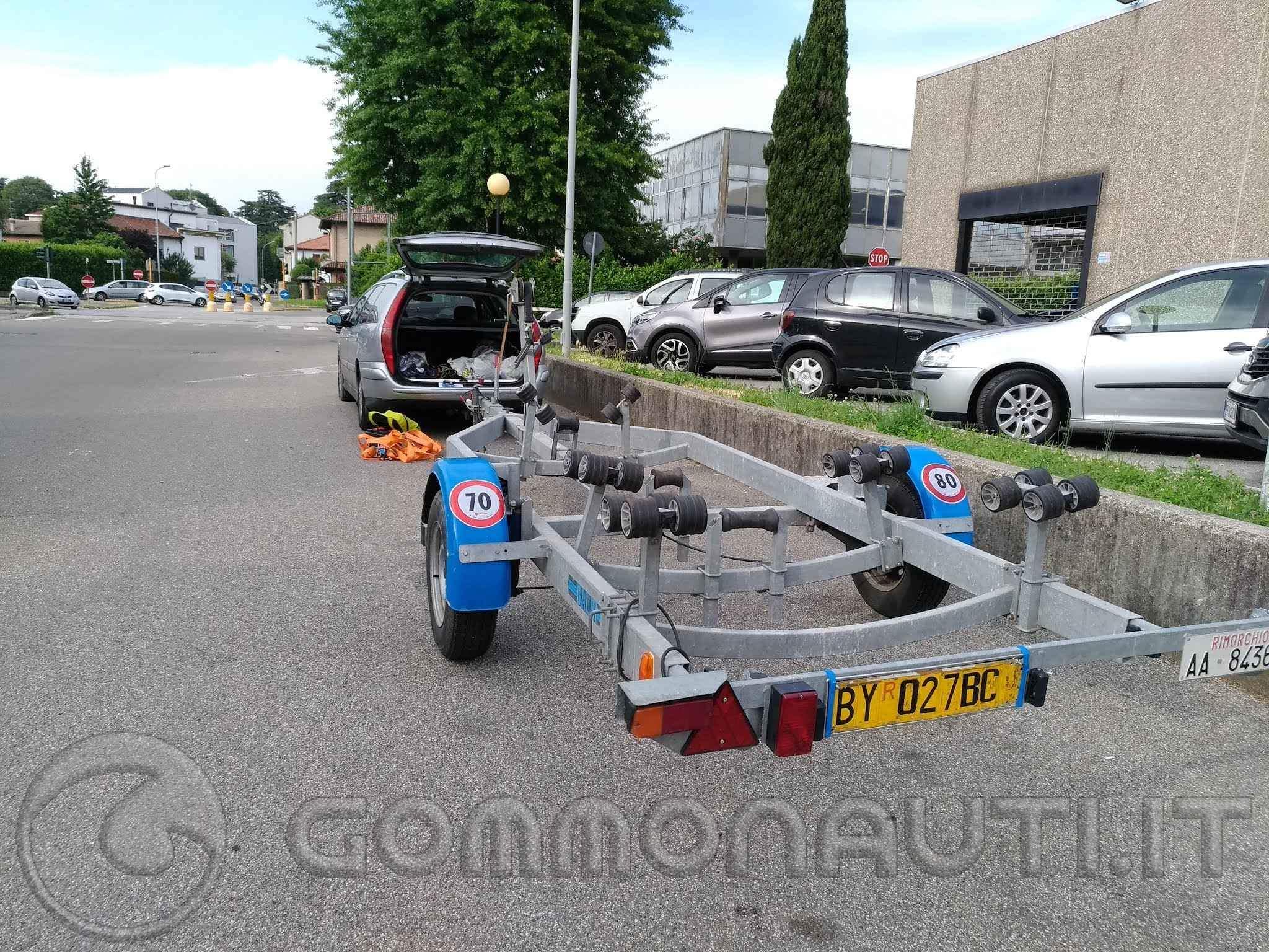 re: Vendo carrello Balbi basculante portata 950kg