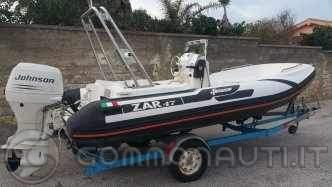 Zar 47 con motore Johnson/Suzuki 70 vendesi