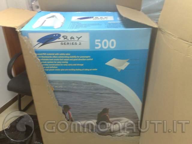 re: Z-Ray II 500  360x170cm