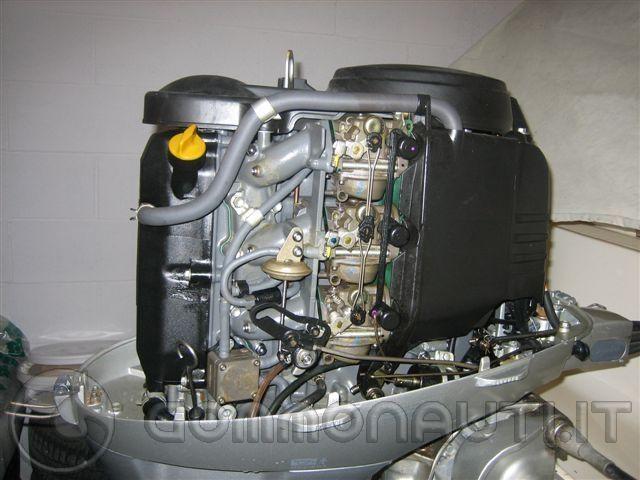 vendo motore honda bf40 40cv 4 tempi anno 2002 rimini. Black Bedroom Furniture Sets. Home Design Ideas