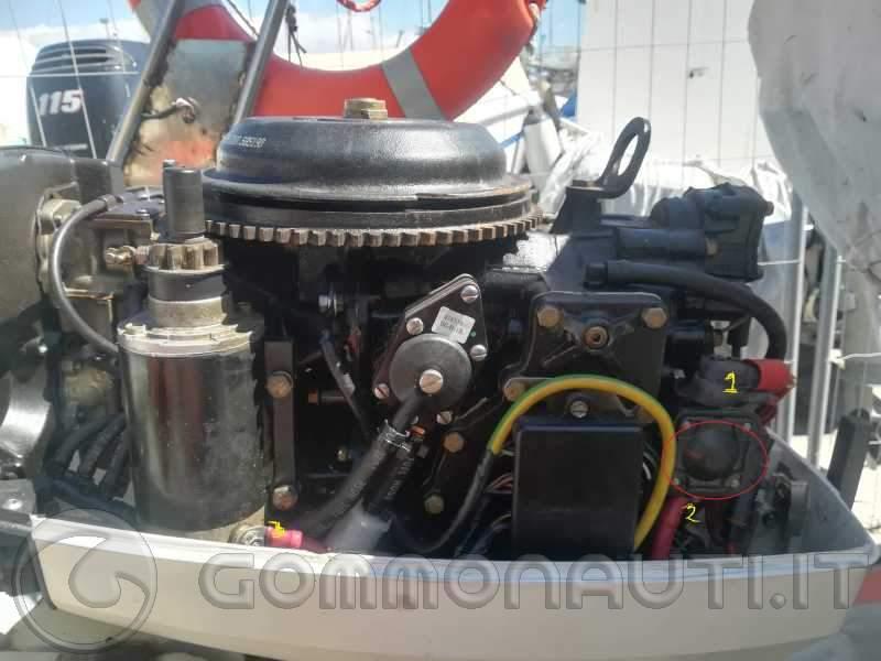 re: Accensione motore a freddo solo in both