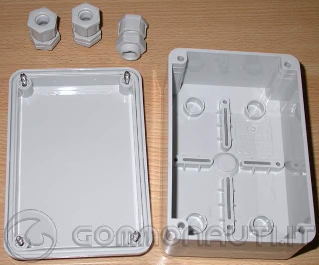 Isolatore di carica Batteria dei servizi o seconda batteria