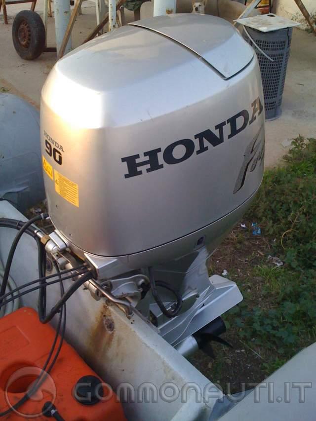 Gommone Marshall M100 + Honda 90 4t + Ellebi 520