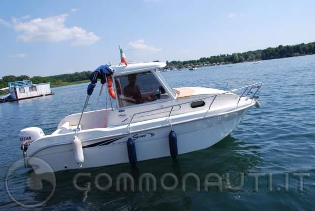 Cabin fish saver for Barca a vapore per barche da pesca