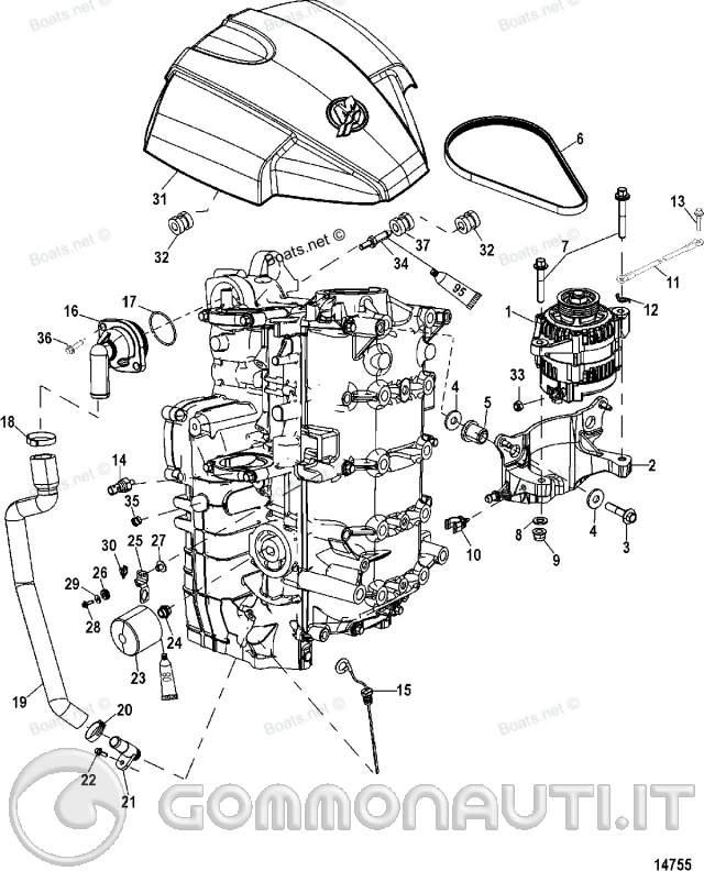 Unique Mercury Optimax Parts Diagram Gallery - Schematic Diagram ...