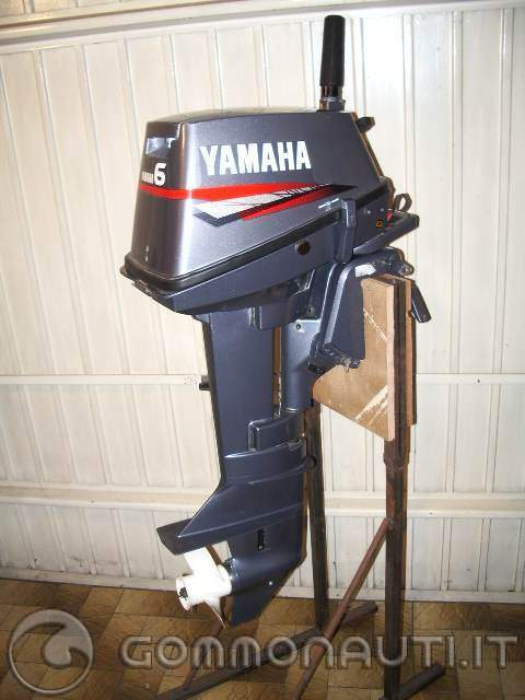 Yamaha 6cv 2t for Usato in regalo