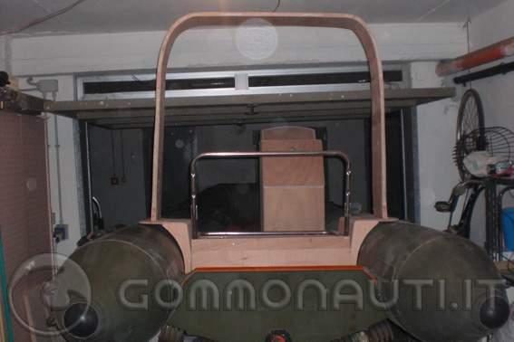 progettazione e costruzione del rollbar in vtr
