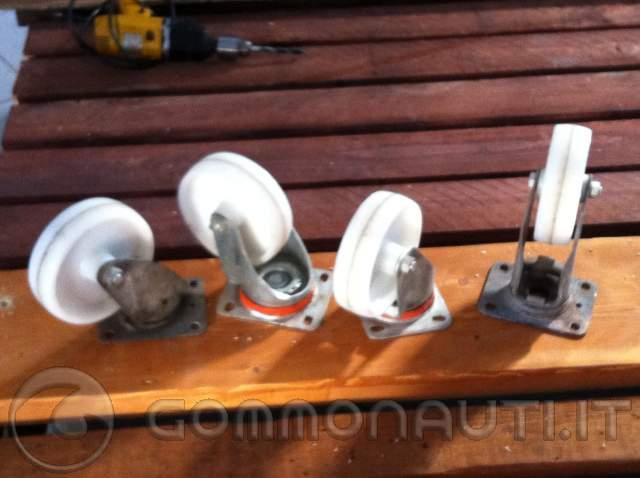 Carrello barca - Barche e gommoni in vendita Annunci di