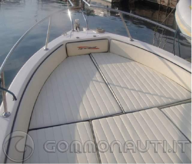 Barca terminal boat 18 con motore selva yamaha 40 60 4t for Doccetta barca