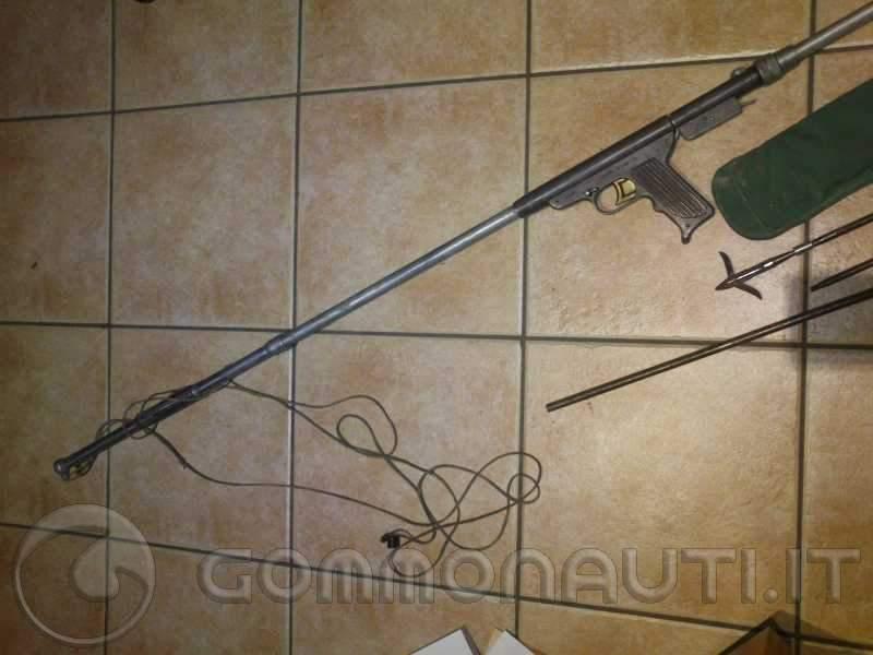 Fucile Cressi d'epoca - cercasi informazioni