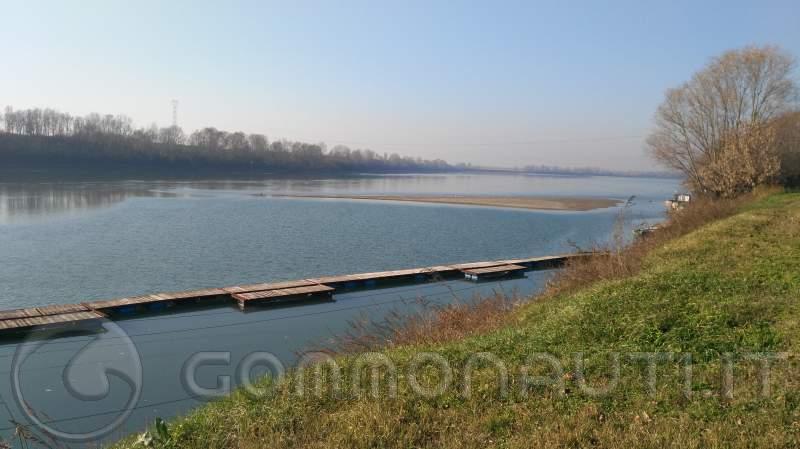 re: Pasqua 2018  Navigazione Mantova - Venezia - Mantova