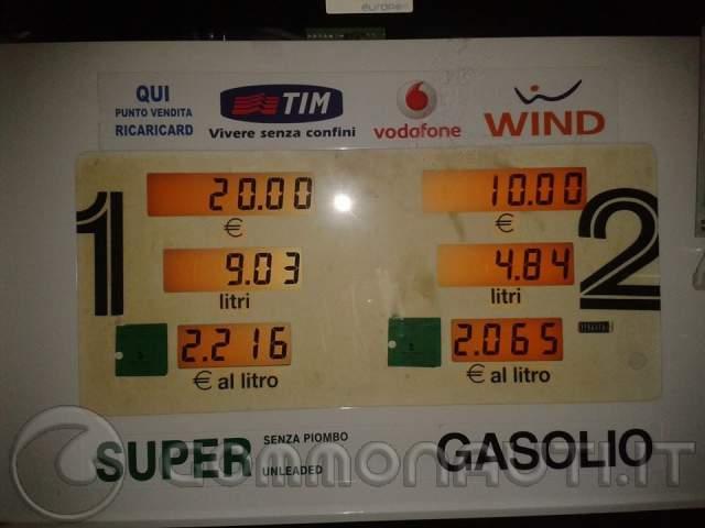 Quanto costa il carburante da voi pag 3 for Quanto costa il pex