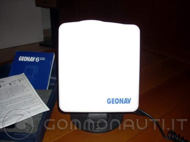 GPS Cartografico GEONAV 6 PLUS CUBE