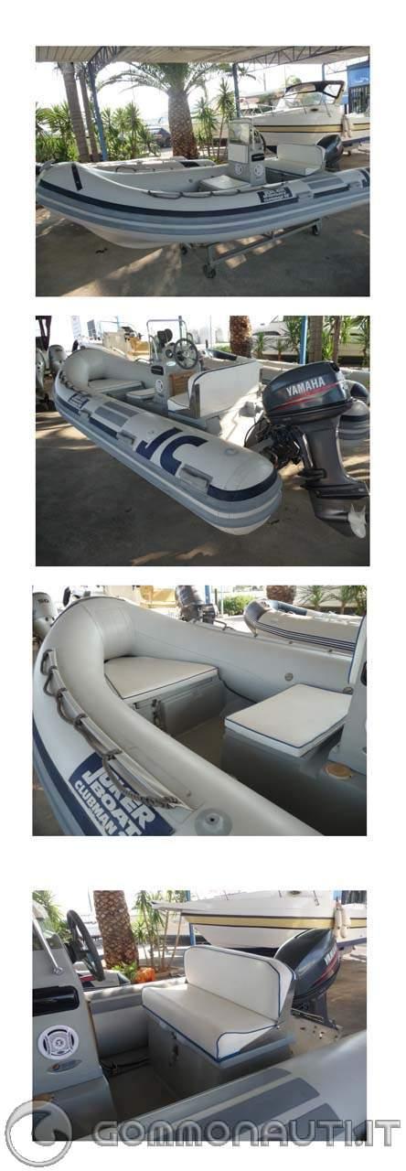 Acquistato Joker Boat Clubman 16'