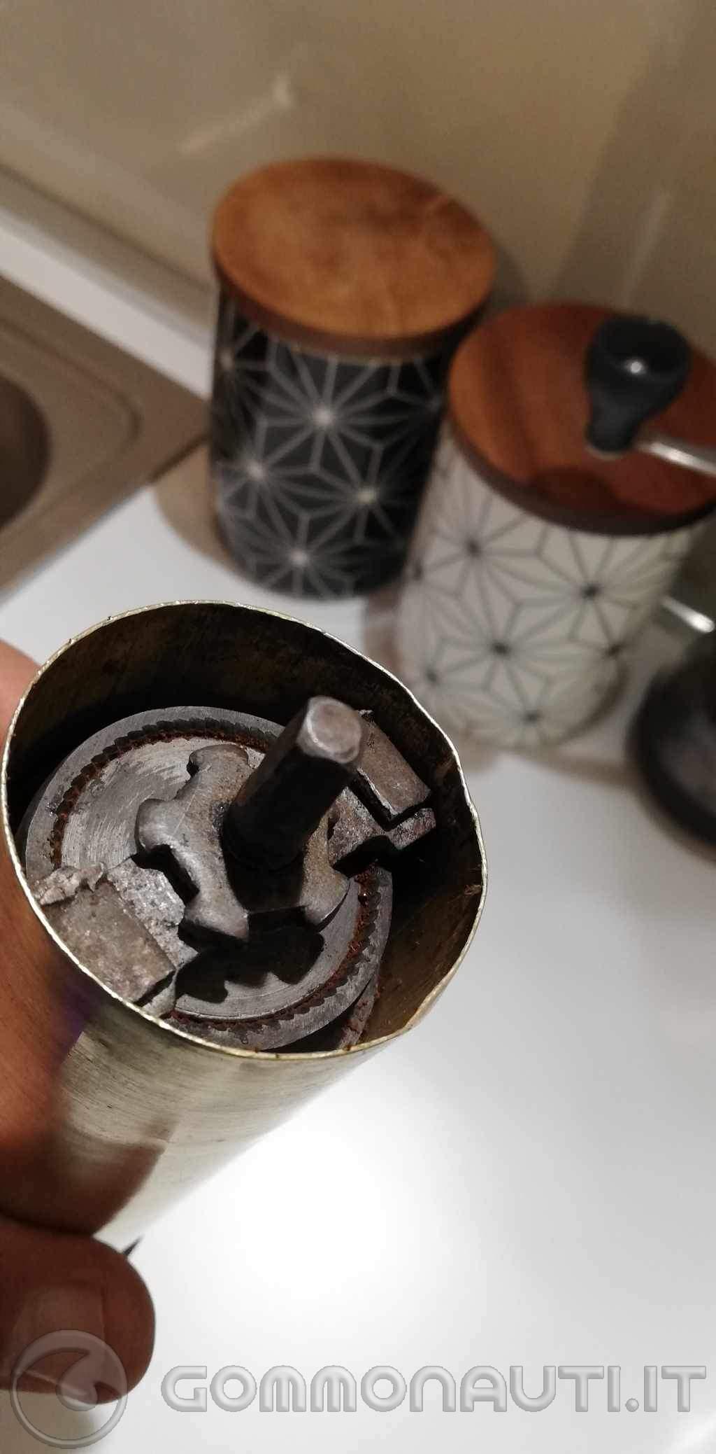 re: Macchina del caffè a leva. Nuovo acquisto