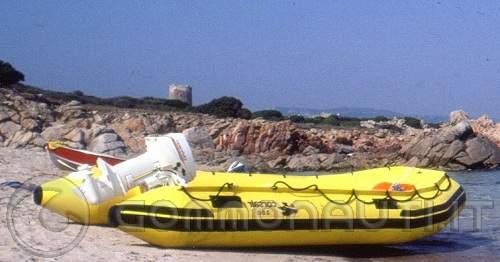 Barca 9 O 9 Selva Per Canotto Spa Cv Motore MzpqGUSV