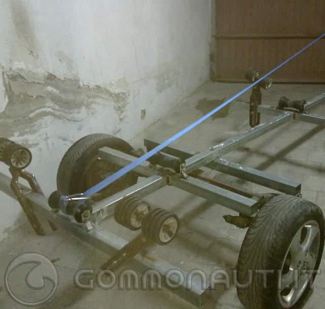 Come costruire un carrello porta barca for Come costruire un ranch