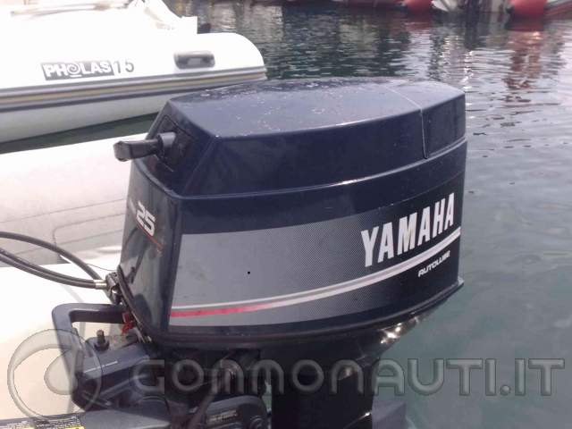 modifica yamaha 25 hp