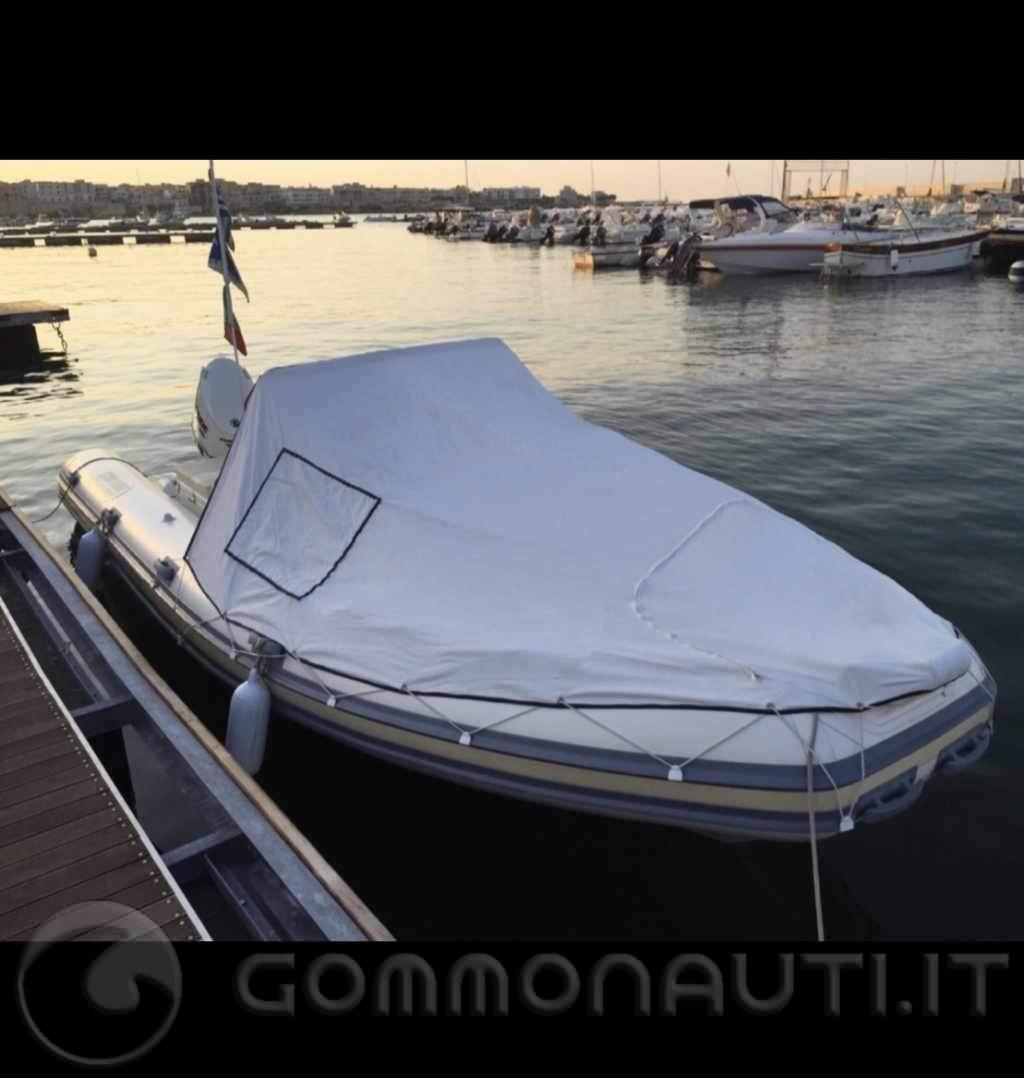 Tenda nautica joker boat coaster 650