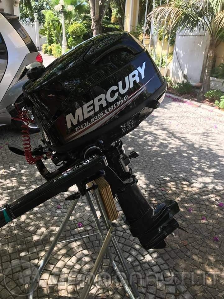 Mercury 6 cv anno 2016