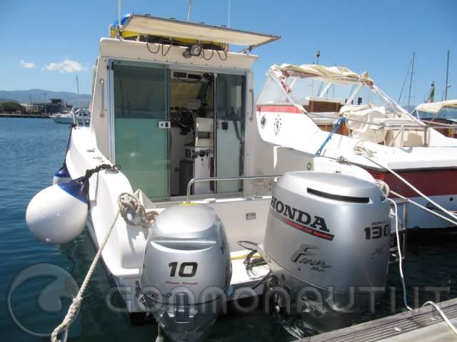 Motore Honda BF130