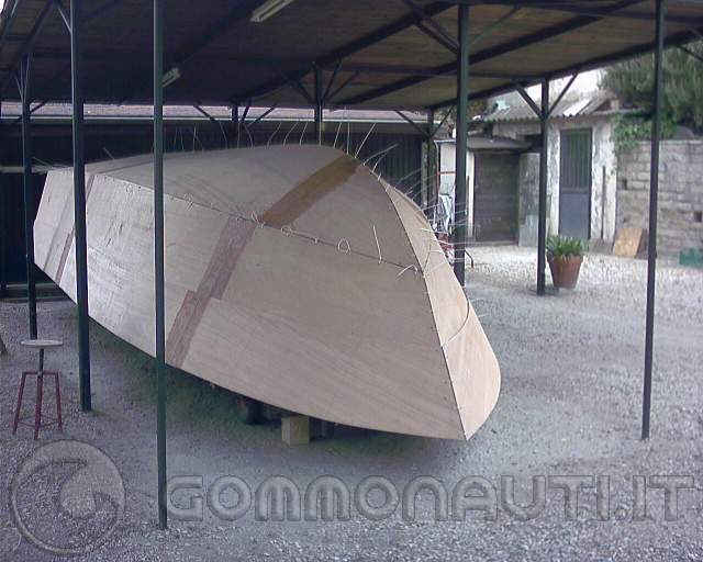re: [Classic 21 open]Barca autocostruita