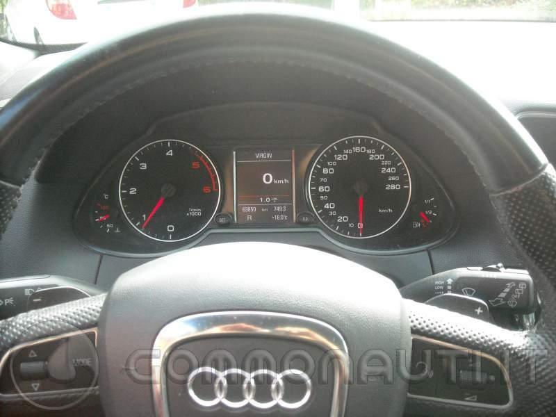 Audi Q5 S-Line 2.0 con gancio traino