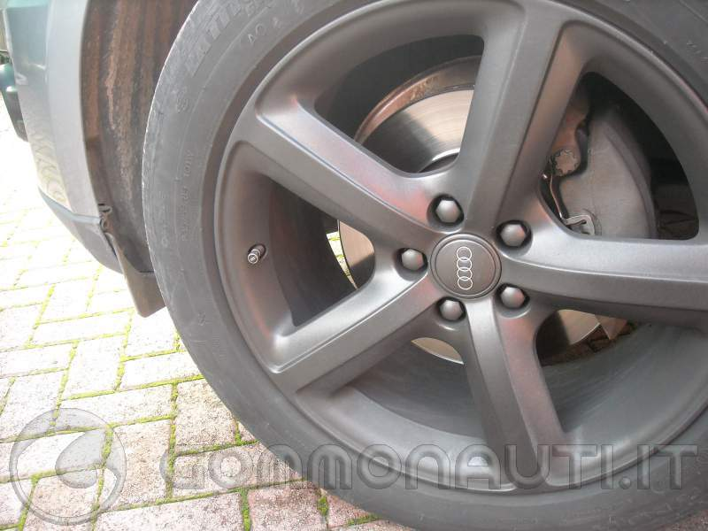 re: Audi Q5 S-Line 2.0 con gancio traino