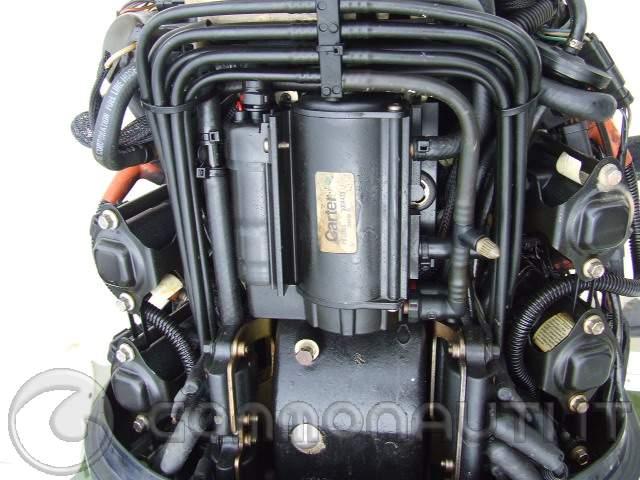 Evinrude 150 Ficht Ram manual