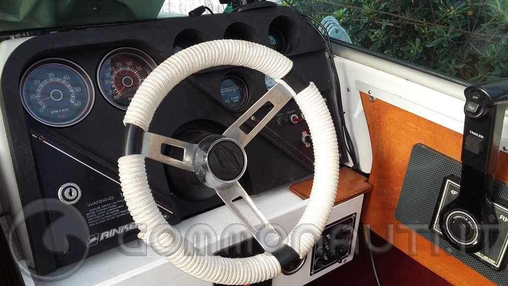 Barca Rinker 570 con motore Merccruiser 3.0