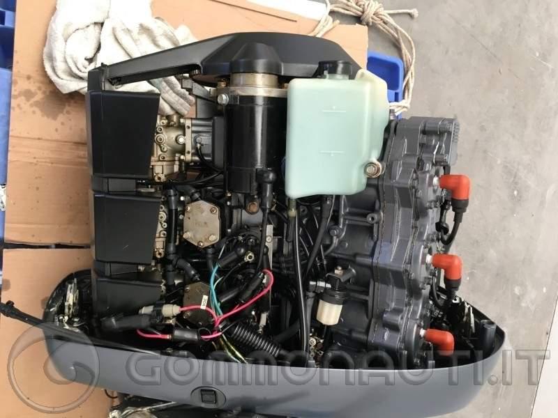 Yamaha 200Betoul 2T