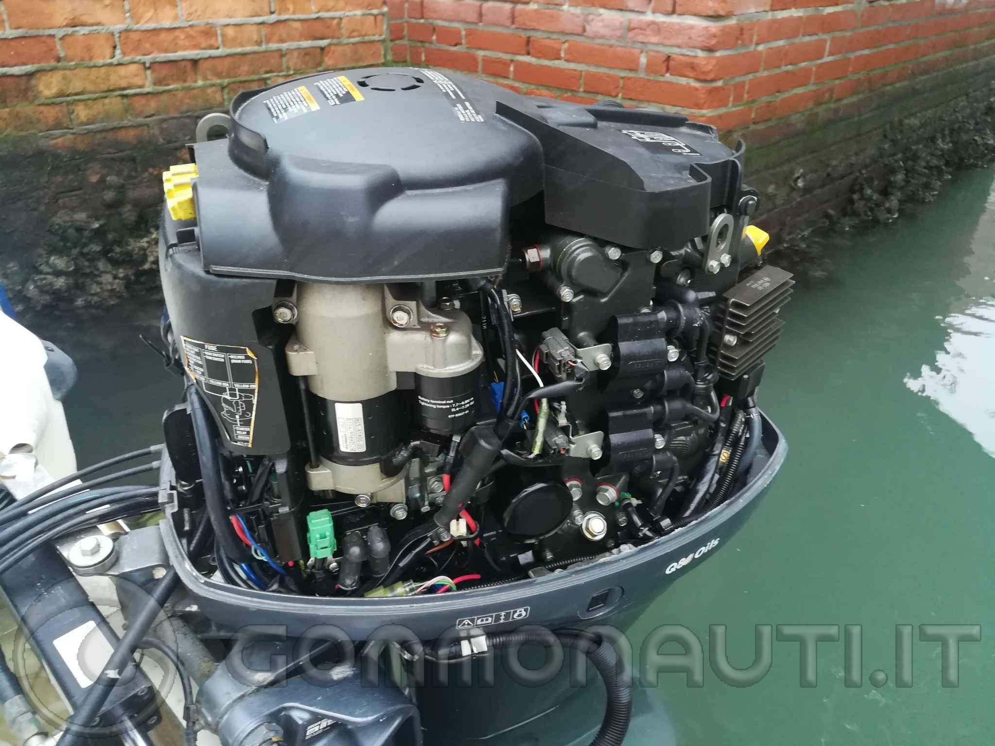 motore barca fuori bordo selva dorado xs 40/60
